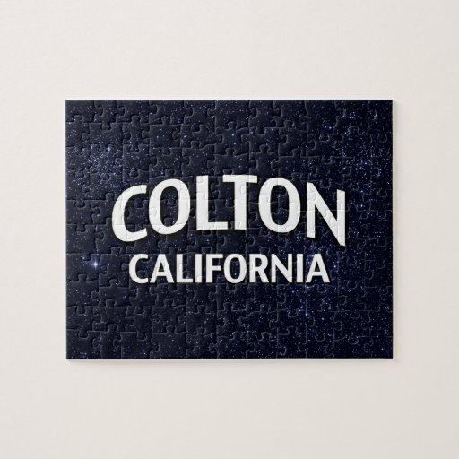 Colton California Jigsaw Puzzle