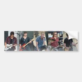 Colton Dixon and Band Bumper Sticker