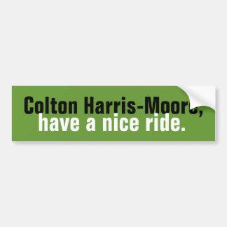 Colton Harris-Moore Pegatina Para Auto