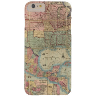 Colton's Railroad And Military Map Barely There iPhone 6 Plus Case