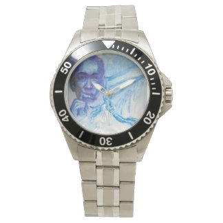 Coltrane Blue Trane Watch design