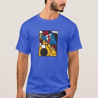 Coltrane Mondrian T-Shirt