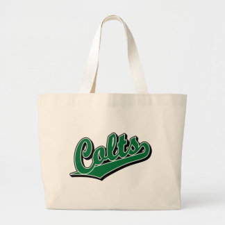 Colts in Green Bag