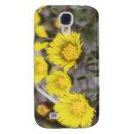 Coltsfoot (Tussilago farfara) Flowers Samsung Galaxy S4 Cover