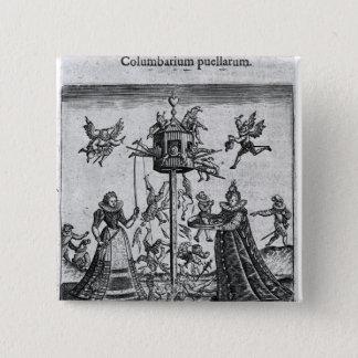 Columbarium puellarum button