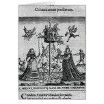 Columbarium puellarum greeting cards