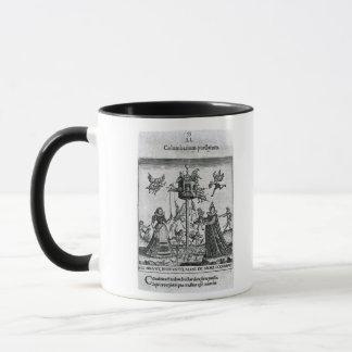 Columbarium puellarum mug