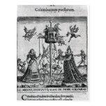 Columbarium puellarum postcards