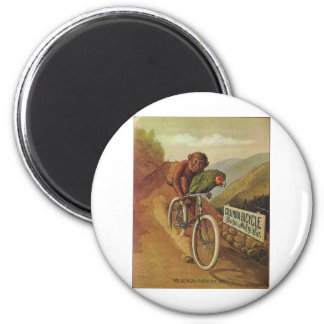 Columbia 2 Inch Round Magnet