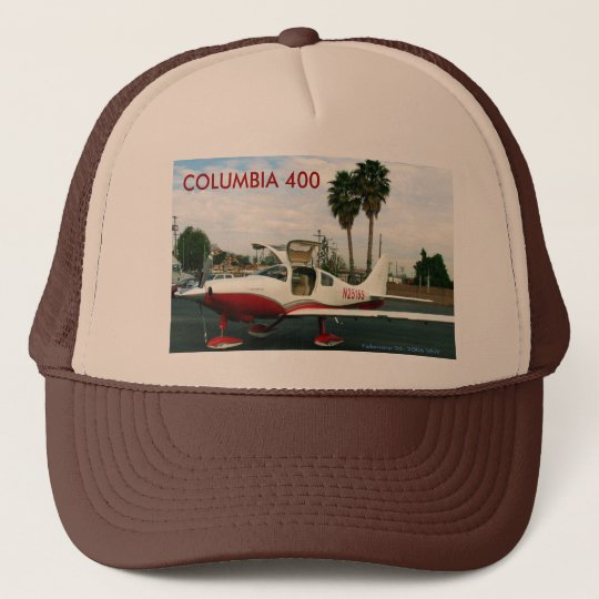 Columbia 400, COLUMBIA 400 Trucker Hat