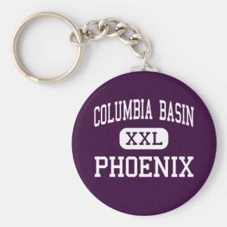 Columbia Basin - Phoenix - Moses Lake Keychain