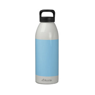 Columbia Blue Reusable Water Bottles