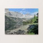 Columbia Británica Canadá del parque nacional del  Rompecabezas