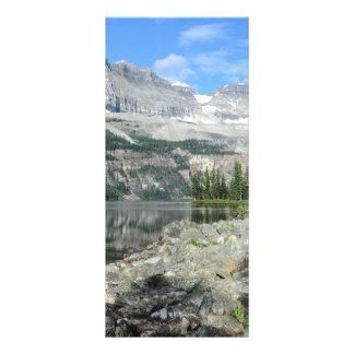 Columbia Británica Canadá del parque nacional del  Lona Personalizada