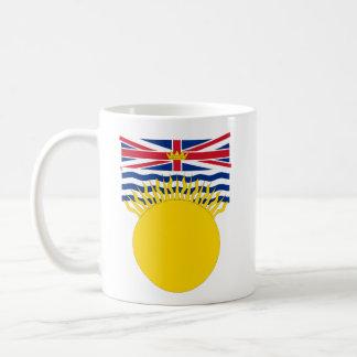 Columbia Británica Canadá Tazas