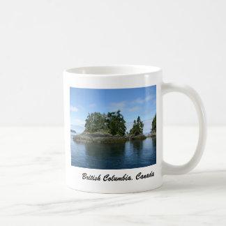 Columbia Británica taza de Canadá