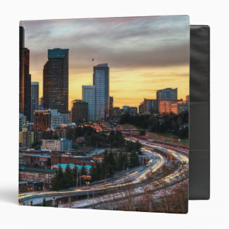 Columbia center and downtown Seattle, Seattle Binders