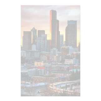 Columbia center and downtown Seattle, Seattle Stationery