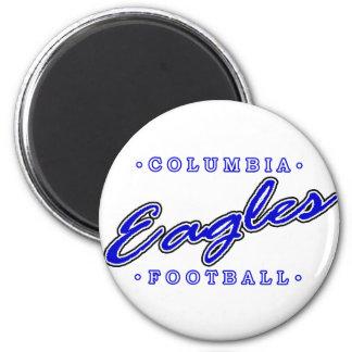 Columbia Football Magnet
