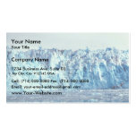 Columbia Glacier Double-Sided Standard Business Cards (Pack Of 100)