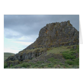 Columbia Gorge Basalt Formation Card