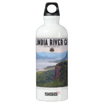 Columbia Gorge - Crown Point.jpg Aluminum Water Bottle