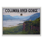 Columbia Gorge - Crown Point.jpg Print