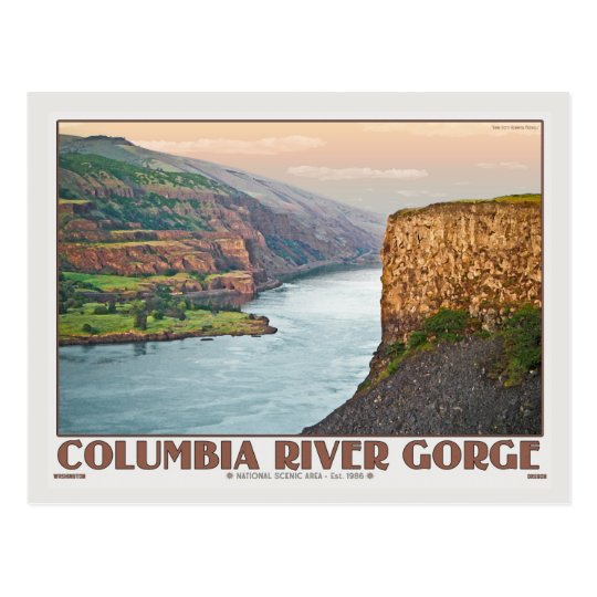 Columbia Gorge - Rowena Plateau W.jpg Postcard