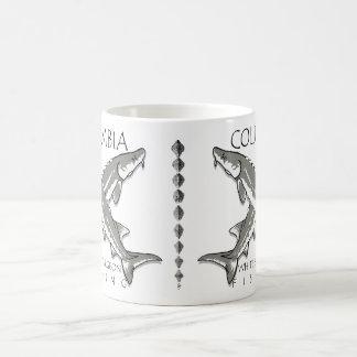Columbia Gray-black Scutes Mug