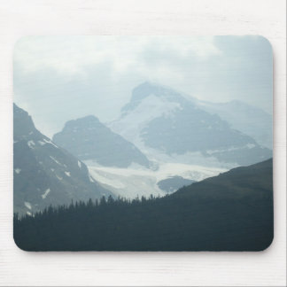 Columbia Ice Fields Mouse Pad