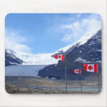 Columbia Icefield Glacier Mouse Pads