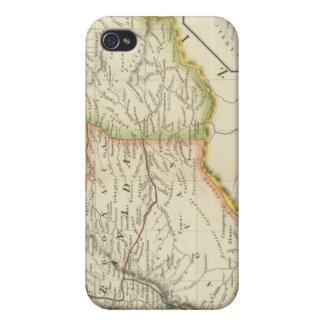 Columbia iPhone 4/4S Fundas