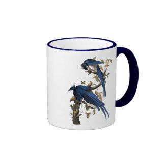 Columbia Jay   John James Audubon Coffee Mug