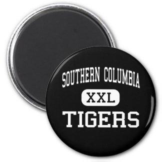 Columbia meridional - tigres - alto - Catawissa Imán