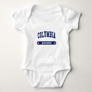 Columbia Missouri College Style tee shirts