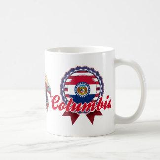 Columbia, MO Classic White Coffee Mug