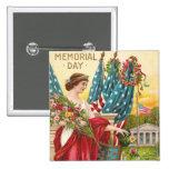 Columbia observa el vintage del Memorial Day Pins