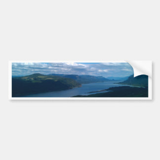Columbia River Gorge Bumper Sticker