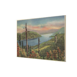 Columbia River Gorge Gallery Wrap Canvas