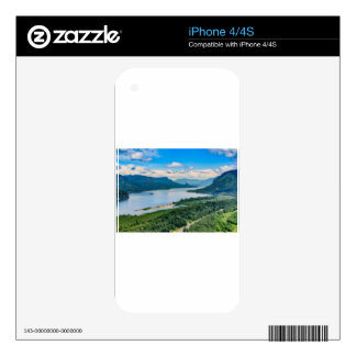 Columbia River Gorge iPhone 4S Decal