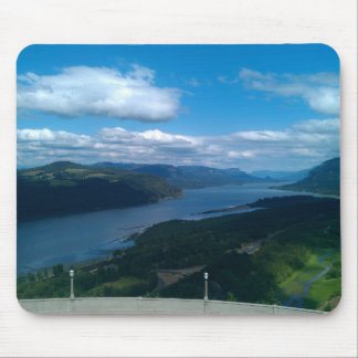 Columbia River Gorge Mouse Pad