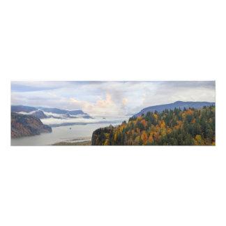 Columbia River Gorge Photo Enlargement