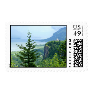 Columbia River Gorge - Postage
