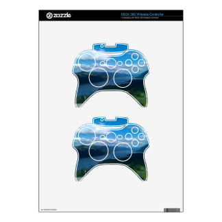 Columbia River Gorge Xbox 360 Controller Skin
