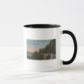 Columbia River, Oregon Mug