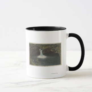 Columbia River, Oregon - Punch Bowl Mug