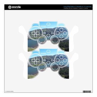 Columbia River PS3 Controller Decals