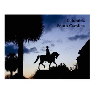 Columbia, SC Postales