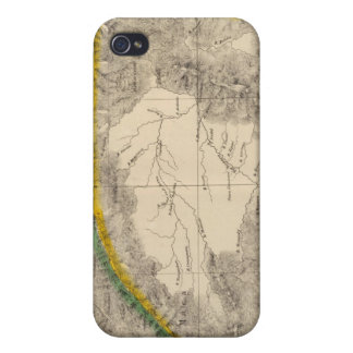 Columbia, South America 6 iPhone 4/4S Case