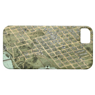 Columbia South Carolina 1872 iPhone 5 Cases